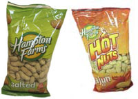 Everyone loves our Cajun Style Hot Peanuts.